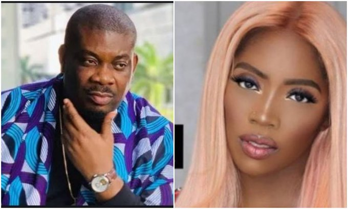 Don Jazzy, Tiwa Savage faces arrest over political statement 3