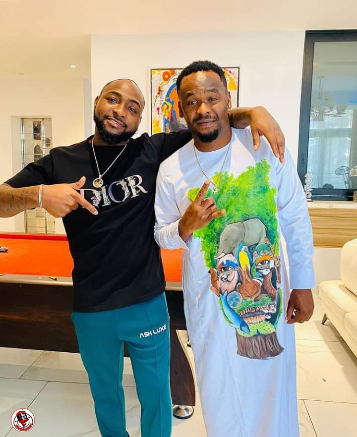 """""""Happiness wan kill me"""" – Zubby Michael excited to meet Davido"""