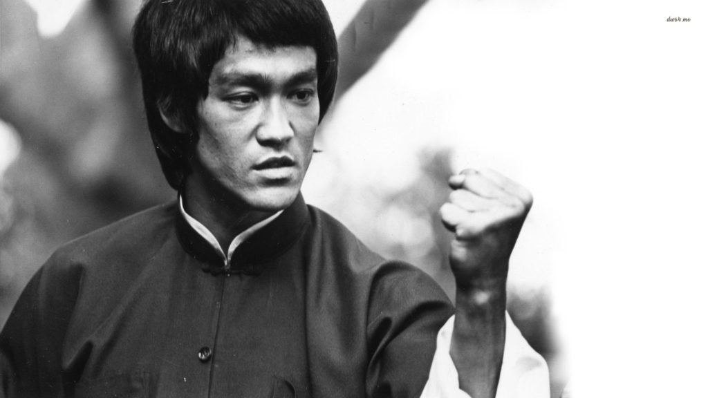 Major Definite Purpose Definite Chief Aim Bruce Lee