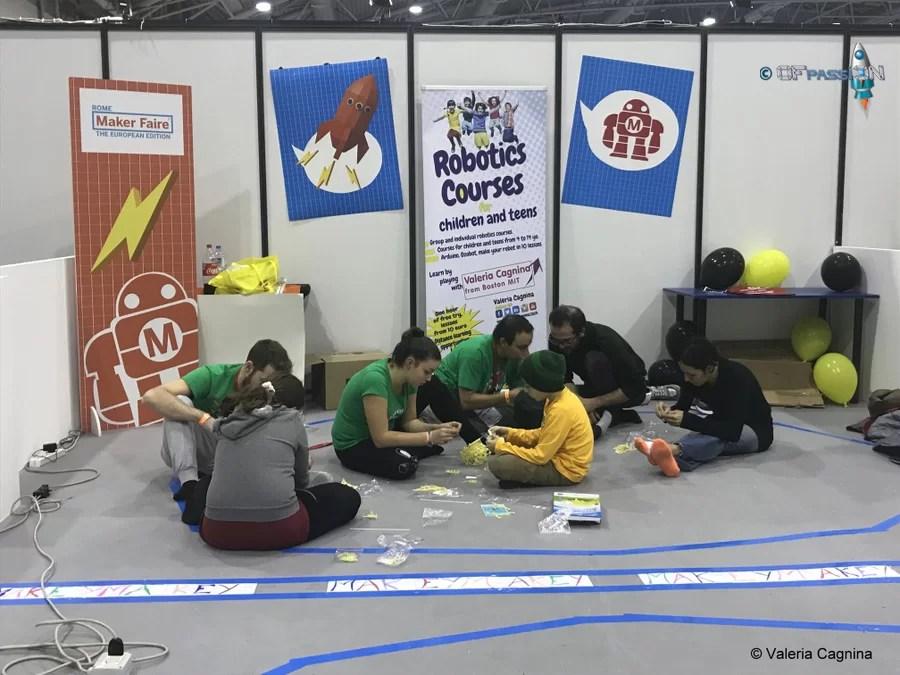Strandbeest attività bambini ragazzi fiera maker roma ofpassion