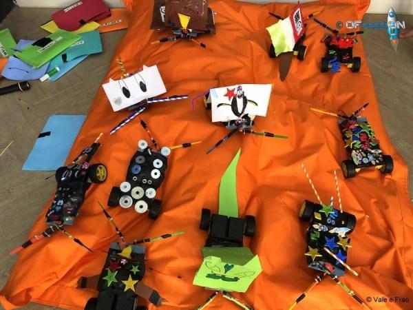 summer camp valeria cagnina francesco baldassarre alessandria 2018 robotica