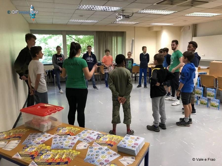 attività di robotica educativa con valeria cagnina e francesco baldassarre
