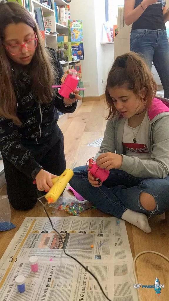 Dreamers collaborazione robotica educativa ofpassion