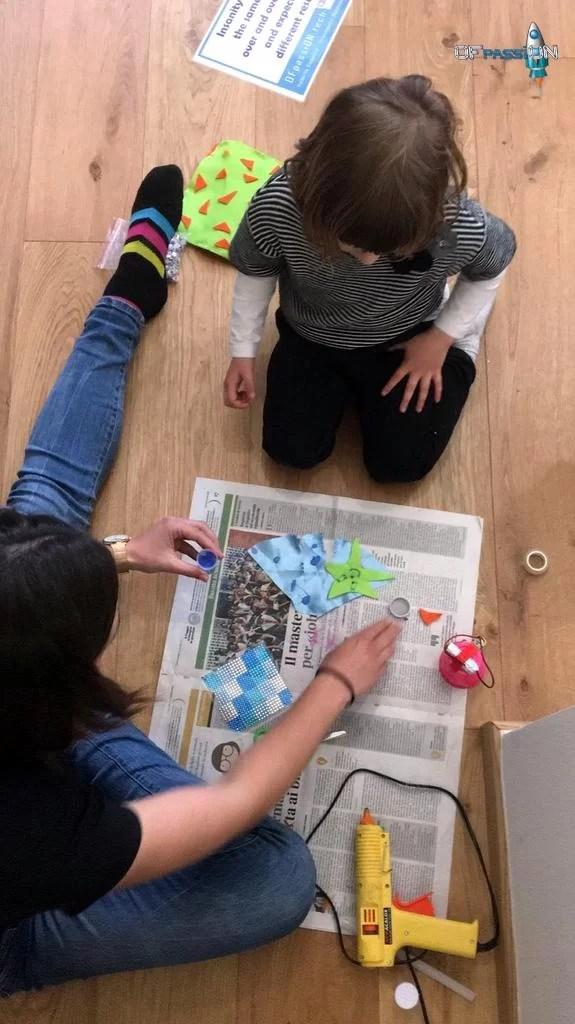 Mentor e Dreamers imparare divertendosi robotica educativa