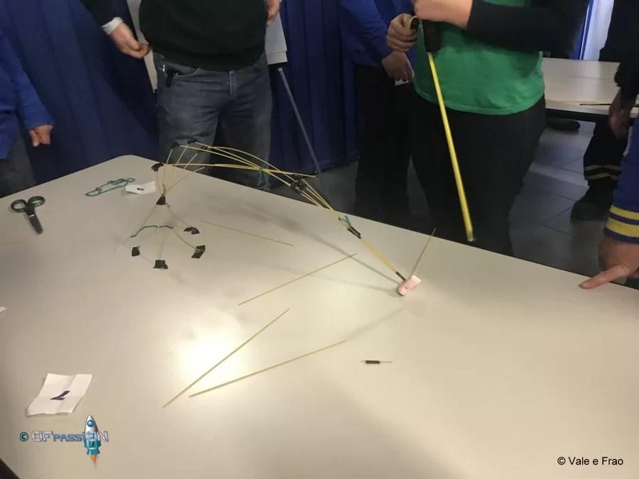 marshmallows challenge per i dipendenti della michelin nel laboratorio di valeria cangina ofpassion