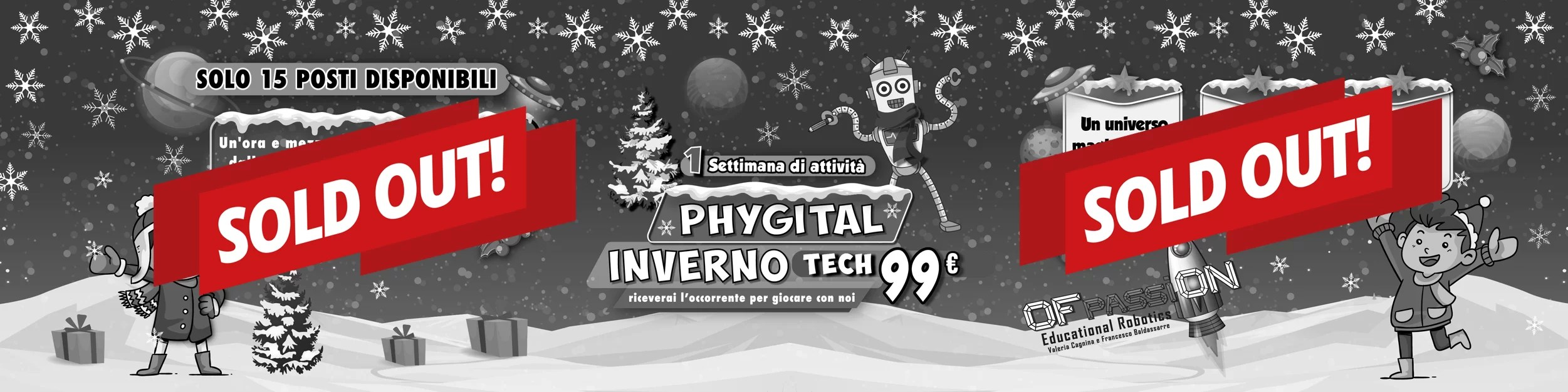 phygital inverno sold out