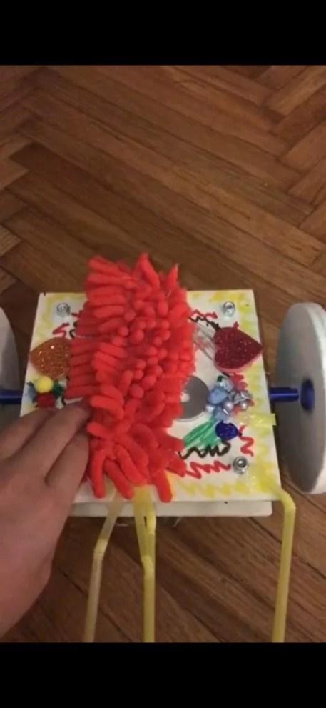 robot creatività costruzione autunomo
