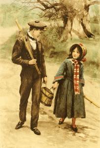 דמויות מתוך הספר התחנה על נהר הפלוס