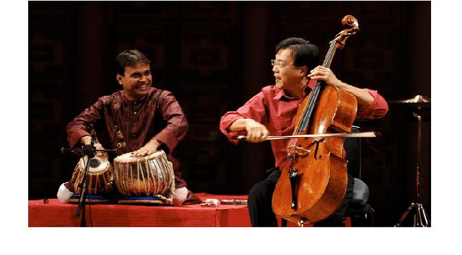 """""""מוזיקה של זרים: יו-יו מה ואנסמבל דרך המשי"""": מה מעניק משמעות לחיים"""