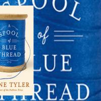 """ספרה החדש של אן טיילר, """"סליל של חוט כחול"""": הבית, והמיתוסים המשפחתיים"""
