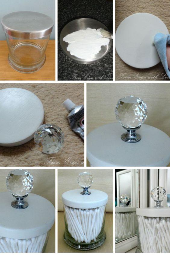 10 DIY Ideas Amp Tutorials To Repurpose Your Old Candle Jars