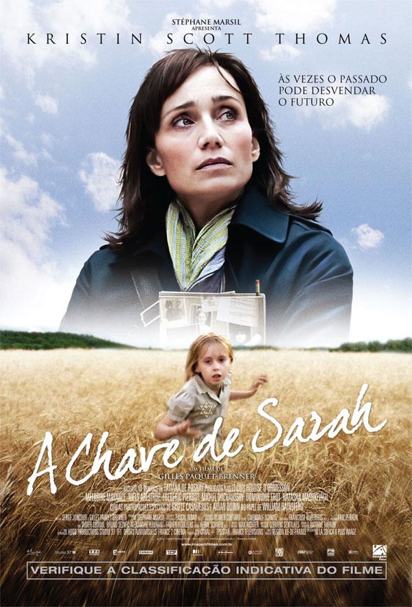 Poster do filme A Chave de Sarah