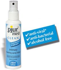"""Pjur """"Med-Clean"""" Spray"""