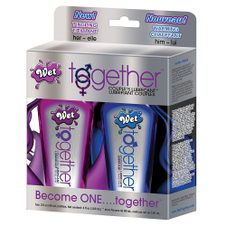 Wet Together Couples Lube