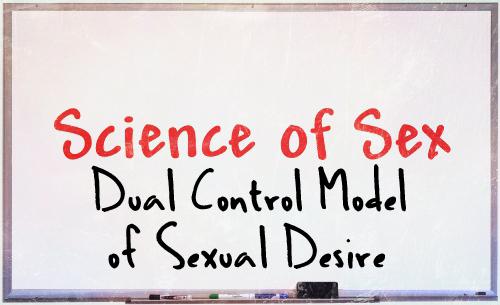 dual control model of sexual desire
