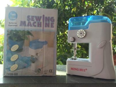 handheld sewing machine