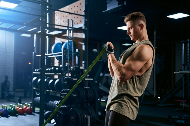 Benefits of Resistance Bands and Two Workouts