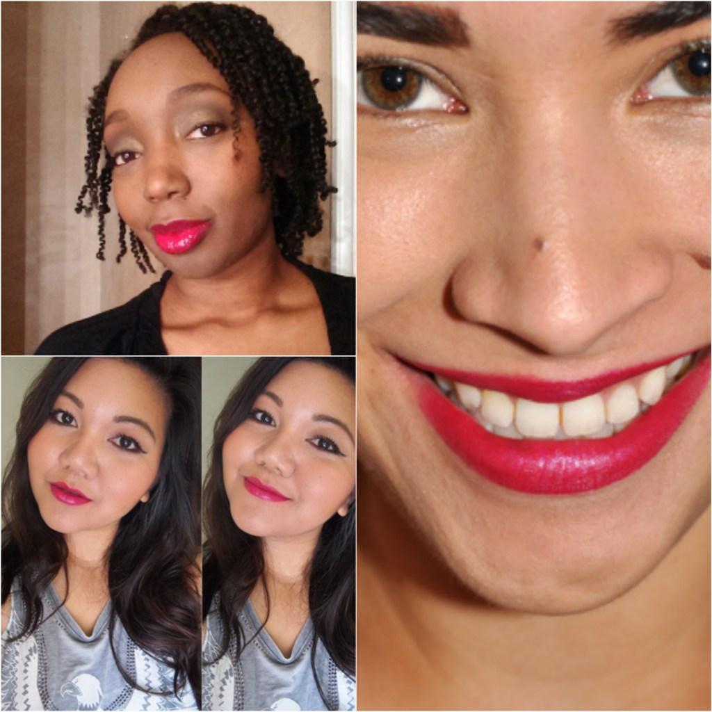 Nars Funny Face Semi Matte lipstick ofunneamaka