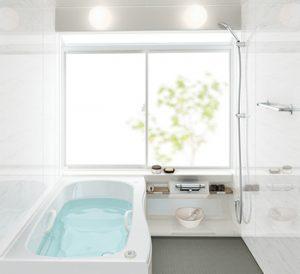 お風呂の内装