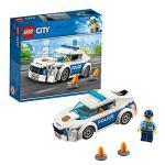 【レゴ】シティ ポリスパトロールカー レビュー:パトカー単品売りとして理想的なキット
