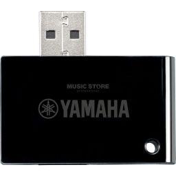 Yamaha USB dongle BT01wireless midi adapter o futuro é mac