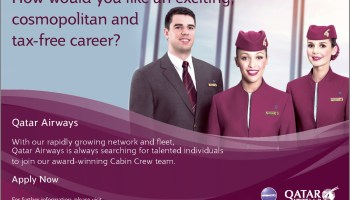 qatar airways cabin crew recruitment - ofw help