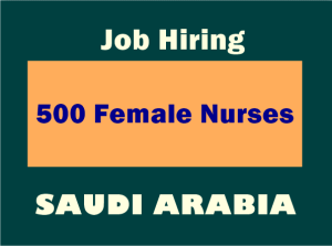 Saudi-Arabia-Job-Opening-For-Female-Nurses.