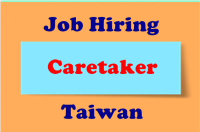 Job-Hiring-of-Caretakers-needed-for-Taiwan