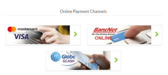 Online-payment-channels