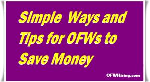 Money-Saving-Tips-for-OFWs