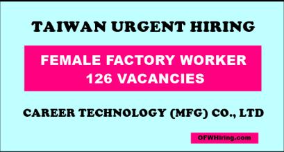 Taiwan-Factory-Worker-Job-Opening