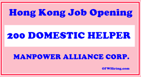 DomesticHelper-Job-Opening-for-Hong-Kong
