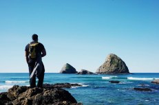 Oceanside OR, Oregon coast road trip