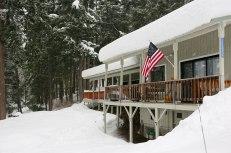 Lakeview Retreat Leavenworth, AirBnB, PNW