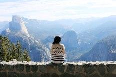 Glacier Point, Yosemite, WildestCAroadtrip