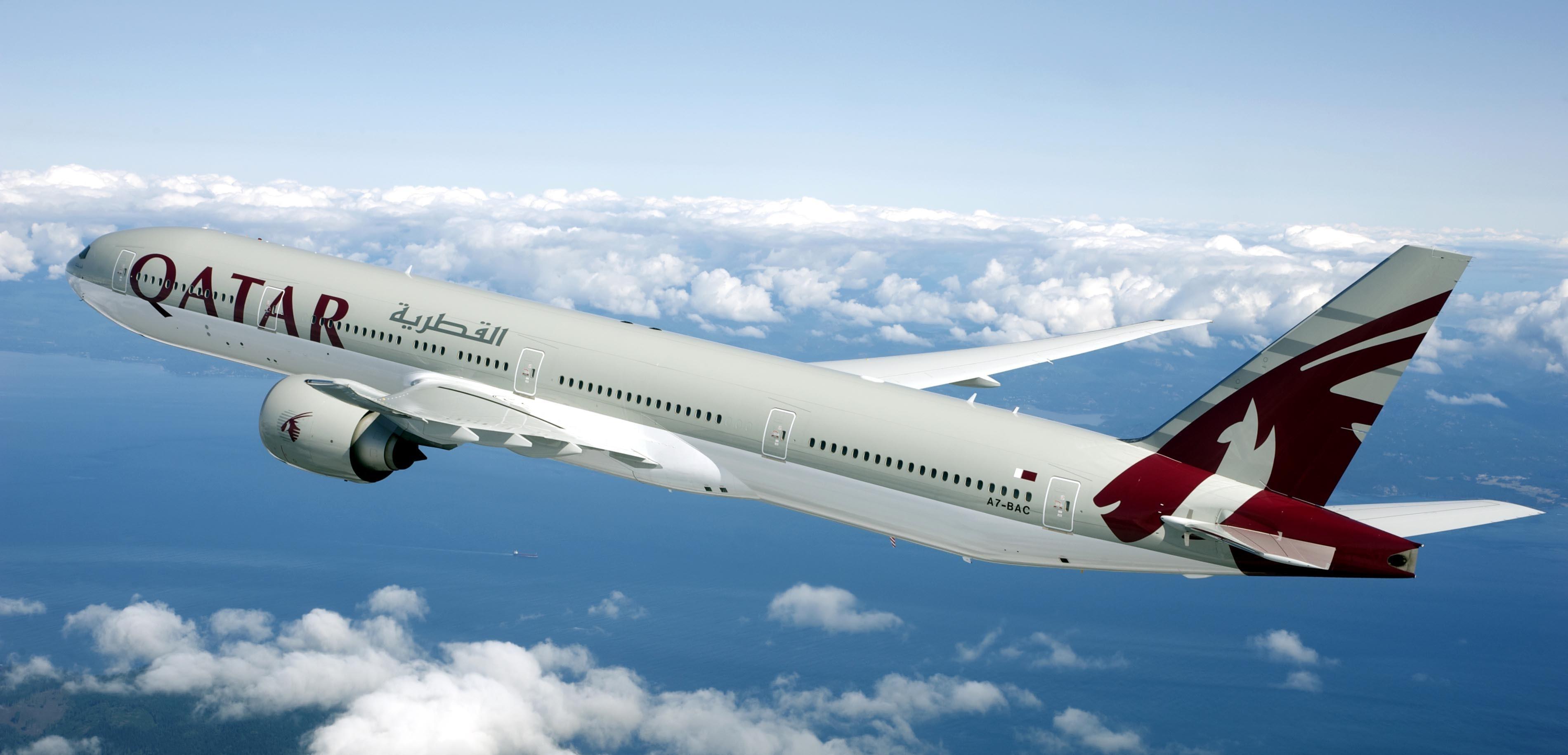 Qatar Airways Plane Bursts One Tyre During Takeoff At Lagos Airport