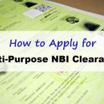 How to Apply for Multi-Purpose NBI Clearance