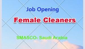 Female-Cleaners-Job-Hiring-Saudi-Arabia