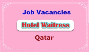 Qatar-Hotel-Waitress-Job-Opening