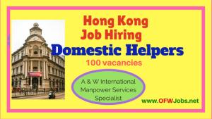Domestic-Helpers-Job-Hiring-Hong-Kong