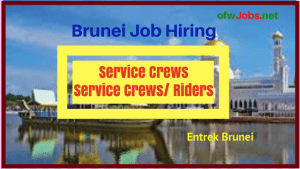 brunei-job-hiring-service-crews-riders.
