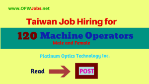 Taiwan-male-and-female-machine-operators-job-hiring