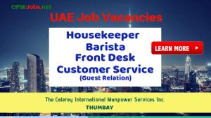 united-arab-emirates-job-hiring-housekeepers