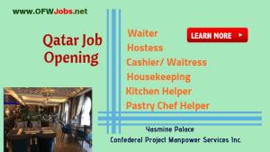 qatar-restaurant-job-hiring