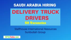 saudi-arabia-job-opening-truck-drivers