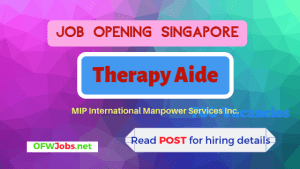 singapore-therapy-aide-job-hiring.