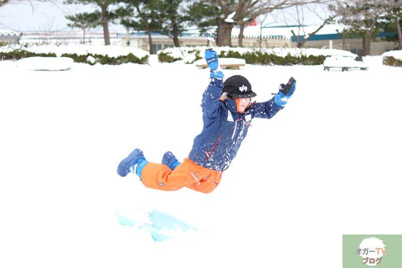 Canon EOS Kiss X7 を持って雪遊びに出掛けた話。