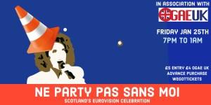 Ne Party Pas Sans Moi