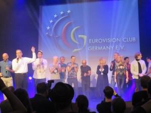 Eurovision Club Germany Annual Convention @ Gloria Theatre