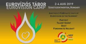 Eurovision Camp 2019 @ St. Márton Pansion